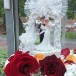 Hochzeitstorten und Autos
